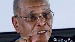 말레이 경찰 '김정은 암살' 사건 공식