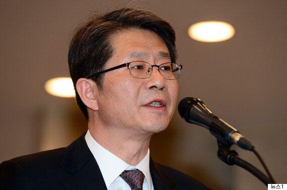 박근혜의 '통일대박' 연설을 당시 통일부 장관 류길재도 그 자리에서 처음