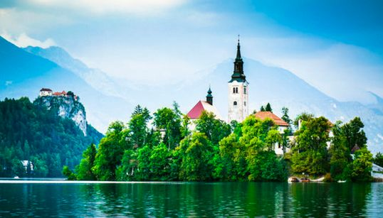 슬로베니아가 최고의 여행지로 등극했다