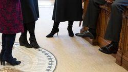 오바마의 사진사 '피트 수자'가 올린 이 사진의