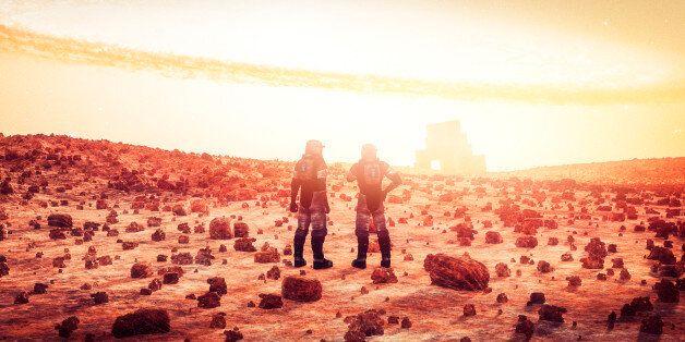 왜 화성에서 살고 싶어 하는 사람이