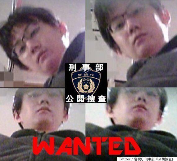 일본 경시청이 혼자 사는 여성의 집에 침입해 몰카를 설치한 남성의 영상을