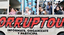 멕시코에 '부패 명소 투어'가