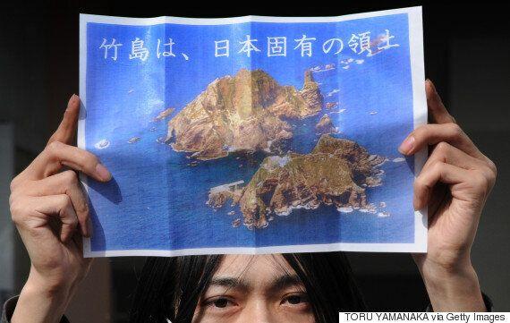 일본 정부가 평창올림픽 홈페이지 독도 표기에
