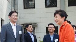 박근혜 측은 이재용 영장기각에 안도했다고