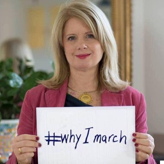 전 세계적으로 '100만' 이상 참가하는 '여성 행진'이