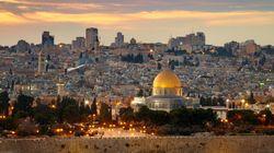 예루살렘을 함부로 건드리지