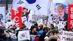 탄핵반대 집회 주도세력이 드러나기