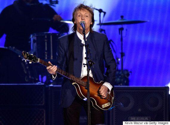 폴 매카트니가 비틀스 저작권 반환 소송을