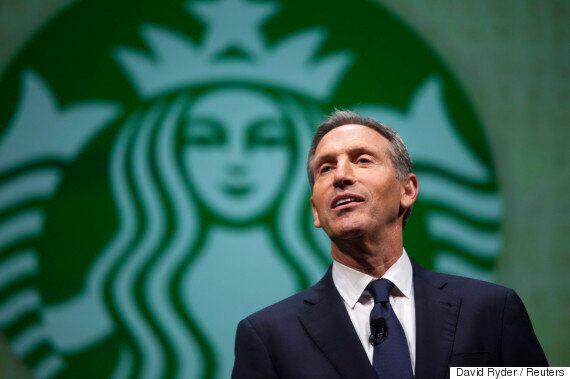 트럼프의 '무슬림 입국금지'에 맞서는 스타벅스 CEO의 아주 바람직한