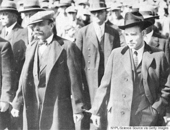 미국의 1920년대를 대표하는 사건