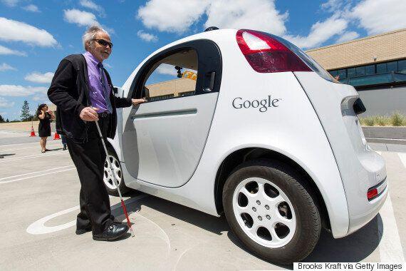 네이버가 미래에 자율주행차 카쉐어링 사업에 진출할지도