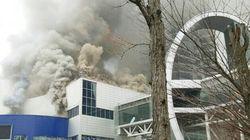 66층 동탄 메타폴리스 화재로 4명이