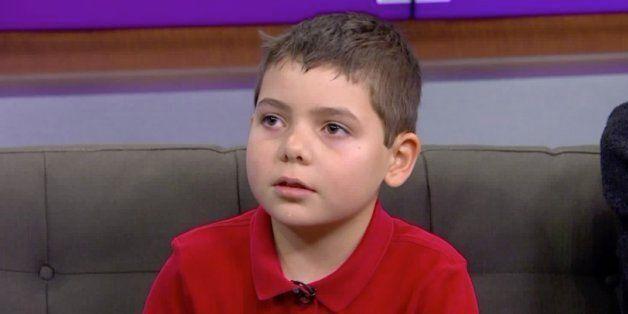 8세 소년이 트랜스젠더라는 이유로 보이스카우트에서