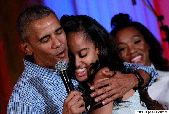 버락 오바마가 미국인에게 보낸 마지막 편지를 읽으며 눈물을 참기란 정말