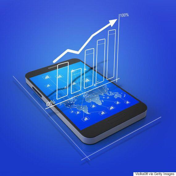 스마트폰 속 어플들이 경제생활에 미치는 영향