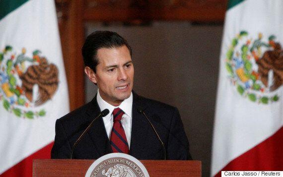 '국경 장벽' 문제로 미국과 멕시코 정상회담