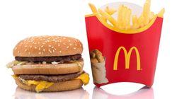 맥도날드가 빅맥 50주년 기념으로 진귀한 행사를 보스턴에서 준비하고