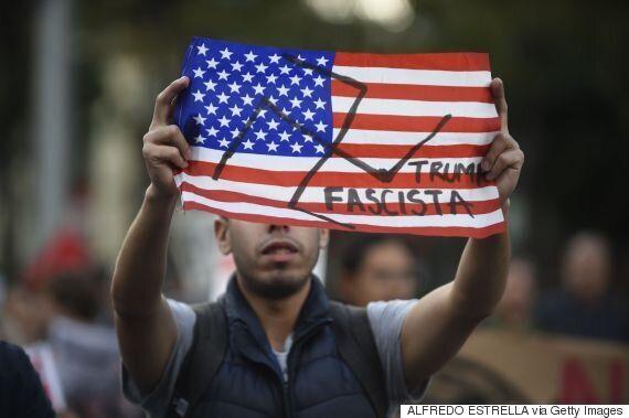 트럼프가 '멕시코 장벽'을 진짜로 쌓을 예정이다. 무슬림 입국도
