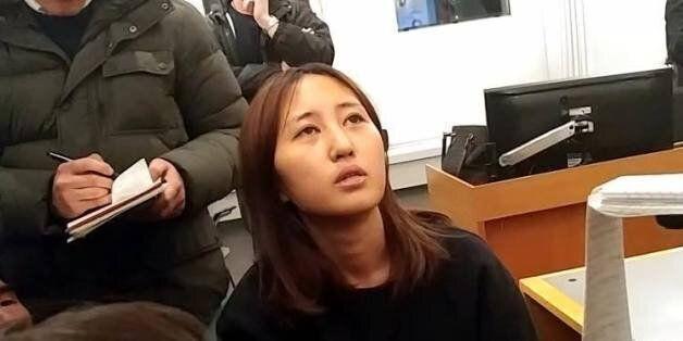 정유라는 덴마크 법정에서 '한국 대사관으로부터 압박을 받았다'고