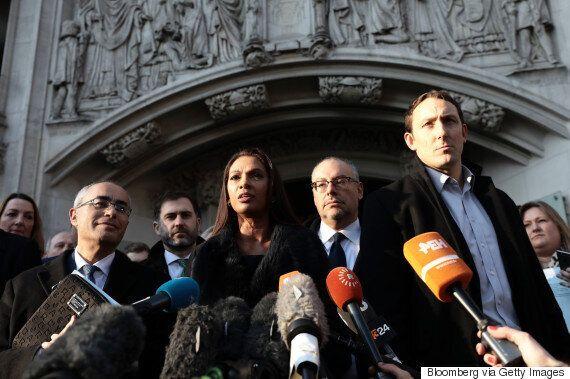 영국 대법원이 '브렉시트는 의회 승인을 거쳐야 한다'고