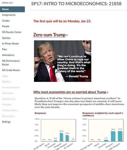 링컨, 트럼프, 스테이크 | 트럼프 무역의