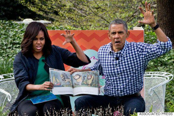미셸 오바마의 최고의 순간들 10(사진,