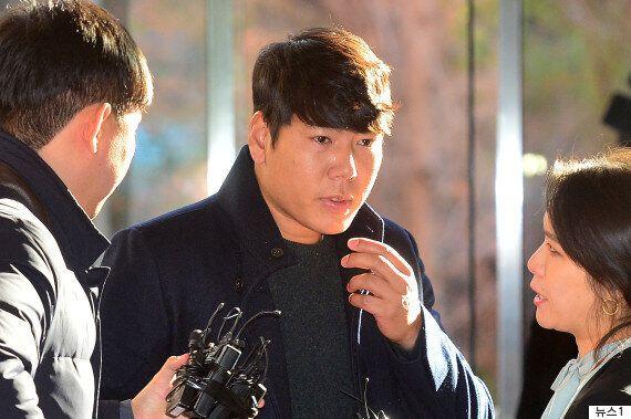 '음주 운전 3번' 강정호가 결국 정식 재판을