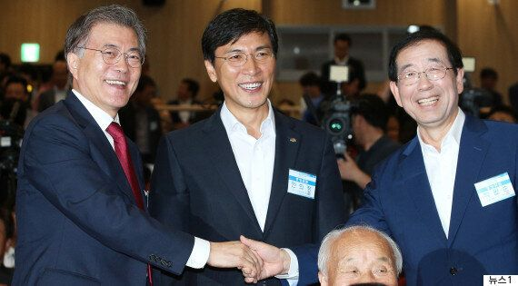 안희정이 법원의 삼성 이재용 구속영장 기각 결정을