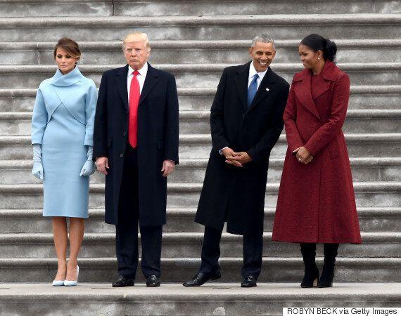 누구나 처음엔 긴장한다. 버락 오바마와 도널드 트럼프도