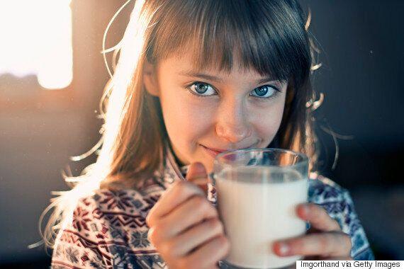 우유가 소화되지 않는 것은 원래