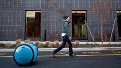 스쿠터 회사 '베스파'가 짐꾼 로봇을 만들었다(사진,