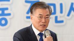 문재인이 '반기문의 공동정부론'에 보인