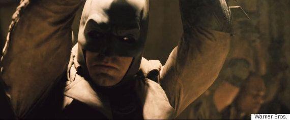 벤 애플렉이 영화 '배트맨'의 감독 자리에서