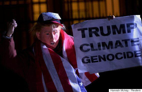 2016년도 지구 역사상 가장 뜨거웠다. 인간이 지구온난화의
