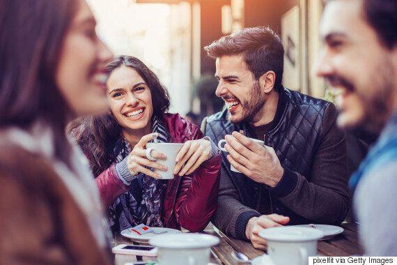 웃음은 인생에 큰 영향을