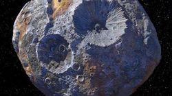 나사가 지구의 총 자산 가치를 쉽게 능가하는 금속성 소행성을 방문하러