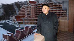 북한 마식령 스키장을 방문한 NBC기자의 눈을 사로잡은 것은 제설