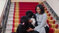 미셸 오바마가 미국인들에게 감사를