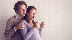 이 임신·배란 테스트기 광고가 이상한