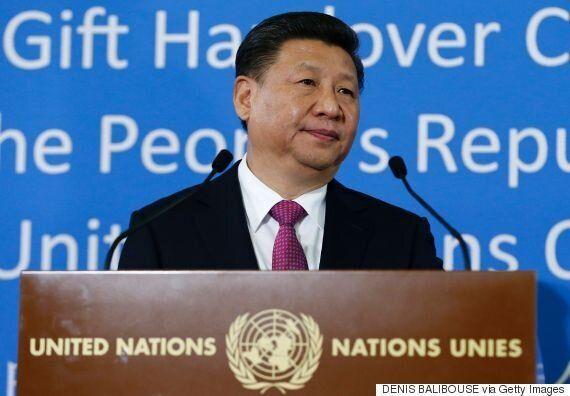중국이 파리 기후 협약에서 미국이 탈퇴하면 안 된다고 트럼프에게
