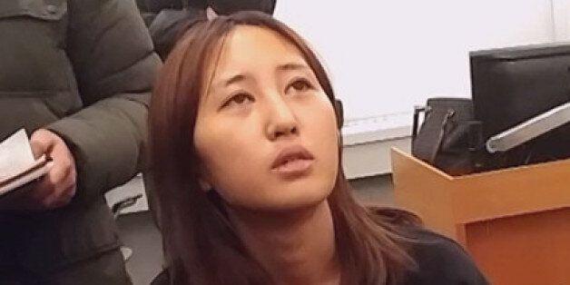 덴마크 현지 판사가 법정에서 정유라를 찍은 한국 기자 처벌을