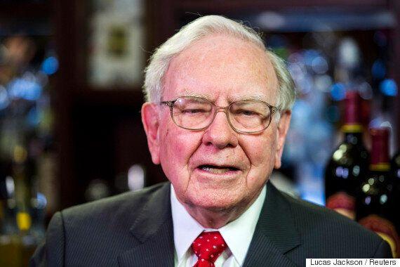 세계 최고 투자가 워런 버핏에게도 스승이
