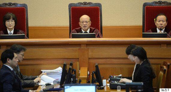 이영선 행정관이 '국가 안보'라 답했다가 헌재 소장에게 혼난