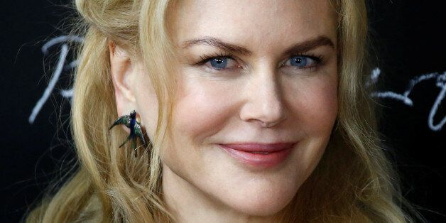 Actress Nicole Kidman attends a photocall for the launching of the Pirelli Calendar 2017 in Paris, France,...