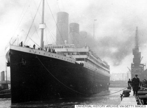 타이타닉호의 침몰은 화재 때문이었을 수도 있다는 주장이