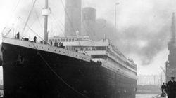 타이타닉호 침몰은 화재 때문이었을 수도