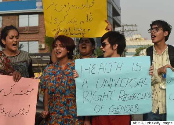 파키스탄이 트랜스젠더를 '제3의 성'으로 인구 조사에