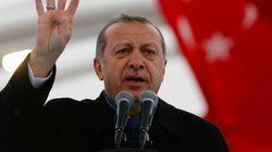 터키 정부가 공무원 6천 명을 또