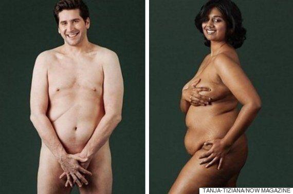 '신체 다양화'의 아름다움을 증명하기 위해 9 명이 옷을